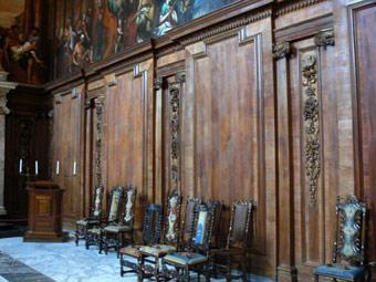 Chatsworth Chapel Building Interior Restoration