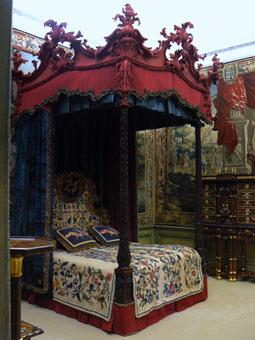 State bed restoration conservation